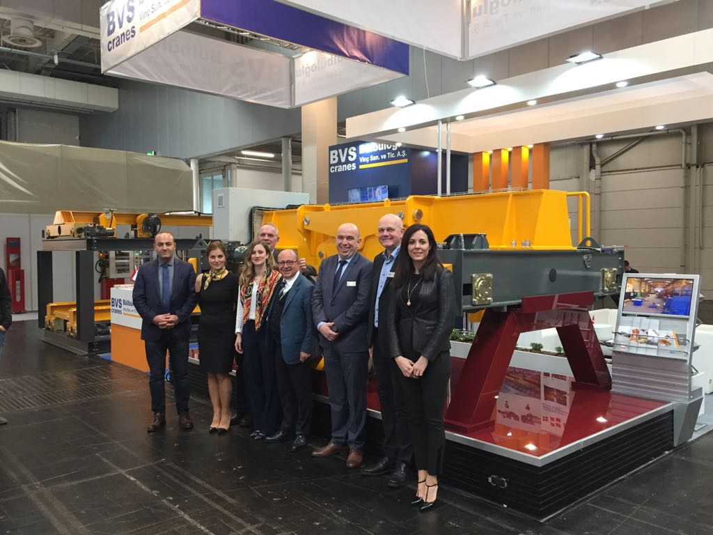 Cemat Hannover 2018